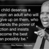 TED TALK: Every Child Deserves a Champion